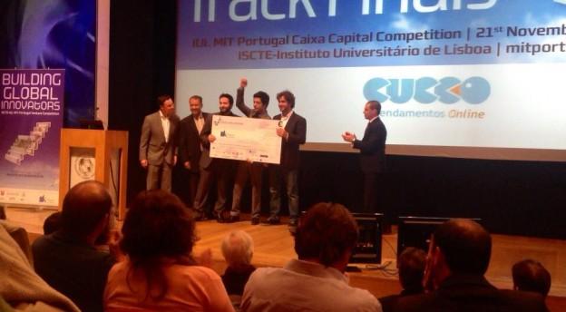 Premiação Lisboa